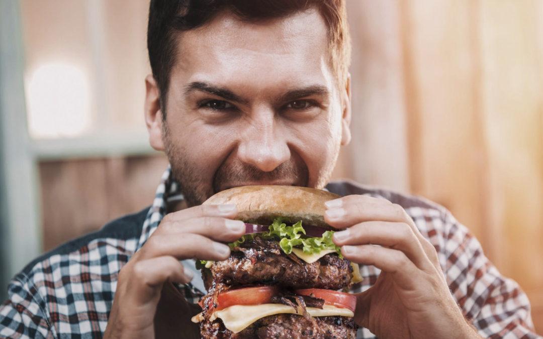 Manger normalement, c'est quoi enfaite?